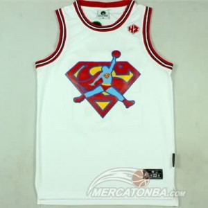 Canotte Basket Flightman Superman