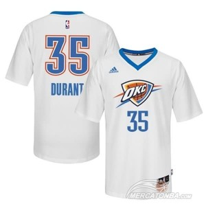 Canotte NBA Durant Bianco