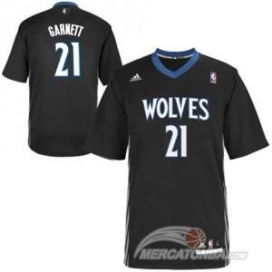Canotte NBA Garnett Nero