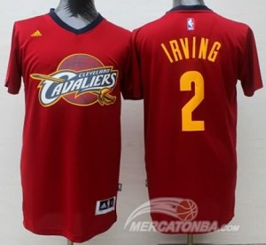 Canotte NBA Irving Rosso