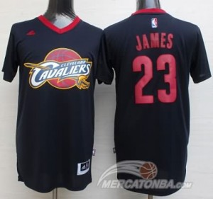 Canotte NBA James Blu