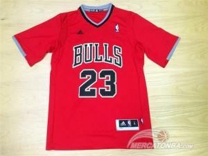 Canotte NBA Jordan Rosso