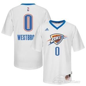 Canotte NBA Westbrook Bianco