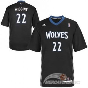 Canotte NBA Wiggins Nero