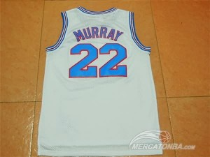 Canotte NBA Tunesquad Murray Bianco