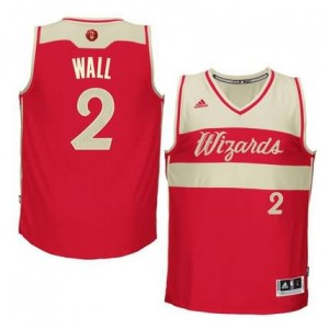 Maglie Basket Wall Christmas Washington Wizards Rosso