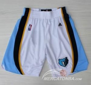 Pantaloni NBA Memphis Grizzlies Bianco
