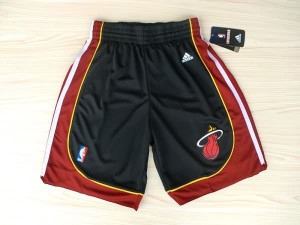 Pantaloni NBA Miami Heats Nero