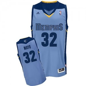 Maglie Basket Mayo Memphis Grizzlies Blu