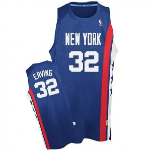 Canotte NBA Store EU Erving Blu