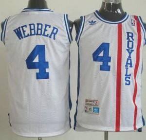 Canotte NBA Store EU Webber Bianco