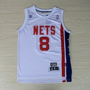 Canotte NBA Store EU Willams Bianco