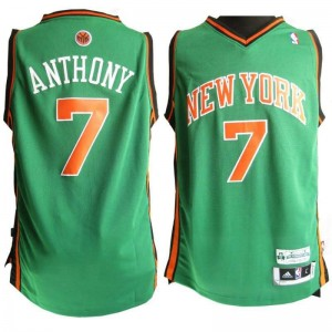Maglie Shop Anthony New York Knicks Verde