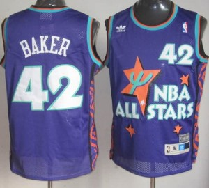 Canotte NBA Baker All Star 1995 Blu