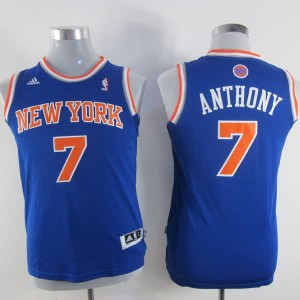 Maglie Bambini Anthony New York Knicks Blu