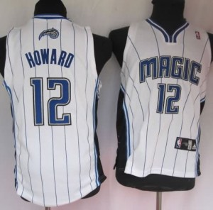 Maglie Bambini Dwight Orlando Magic Howard Bianco
