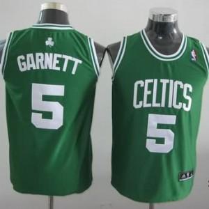 Maglie Bambini Garnett Boston Celtics Verde