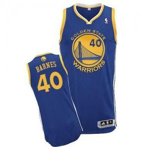 Canotte NBA Rivoluzione 30 Barnes Golden State Warriors Blu