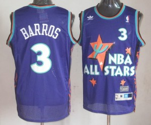 Canotte NBA Barros All Star 1995 Blu