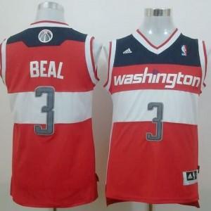 Canotte Rivoluzione 30 Beal Washington Wizards Rosso