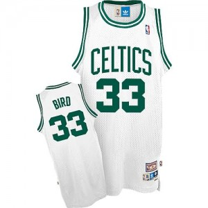 Maglie Shop Bird Boston Celtics Bianco