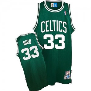 Maglie Shop Bird Boston Celtics Verde