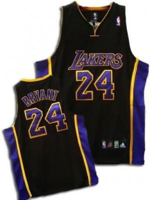 Canotte NBA Rivoluzione 30 Bryant Los Angeles Lakers Nero