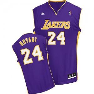 Canotte NBA Rivoluzione 30 Bryant Los Angeles Lakers Porpora