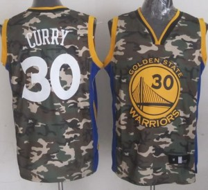Canotte Basket Camouflage Curry Riv30