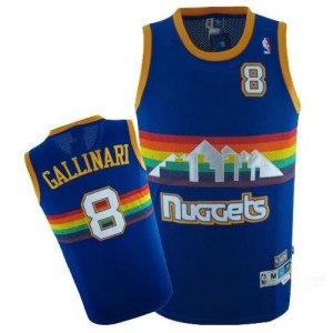 Maglie Shop Danilo Denver Nuggets Gallinari Blu