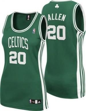 Maglie NBA Donna Allen Boston Celtics Verde
