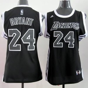 Maglie NBA Donna Bryant Los Angeles Lakers Nero2