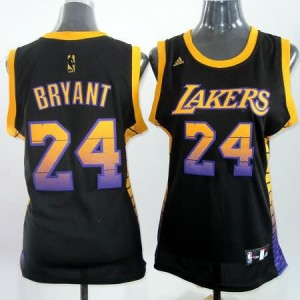 Maglie NBA Donna Bryant Los Angeles Lakers Nero4