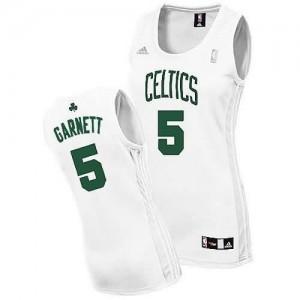 Maglie NBA Donna Garnett Boston Celtics Bianco