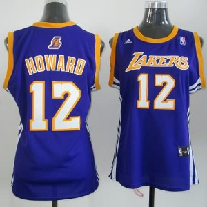 Maglie NBA Donna Howard Los Angeles Lakers Porpora