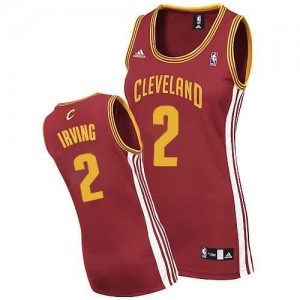 Maglie NBA Donna Irving Cleveland Cavaliers Rosso