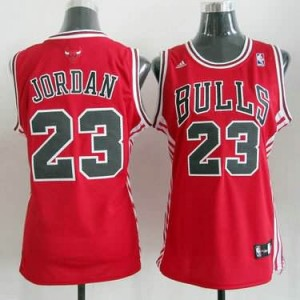 Maglie NBA Donna Jordan Chicago Bulls Rosso
