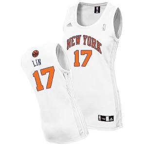 Maglie NBA Donna Lin New York Knicks Bianco