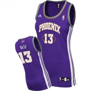 Maglie NBA Donna Nash Phoenix Suns Porpora