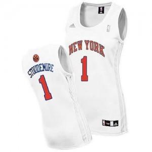 Italia Maglie Donna Stoudemire New York Knicks Bianco