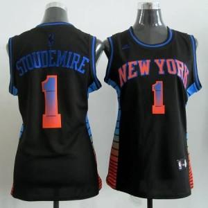 Italia Maglie Donna Stoudemire New York Knicks Nero