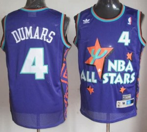 Canotte NBA Dumars All Star 1995 Blu