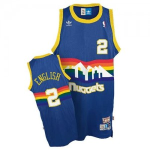 Maglie Shop English Denver Nuggets Blu