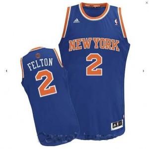 Canotte NBA Rivoluzione 30 Felton New York Knicks Blu