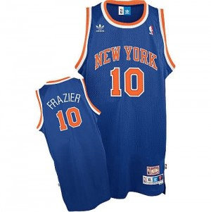 Maglie Shop Frazier New York Knicks Blu