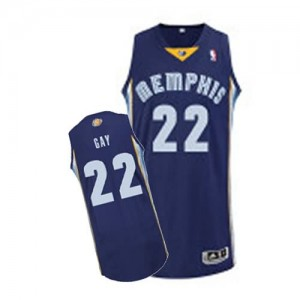 Maglie Shop Gay Memphis Grizzlies Blu