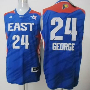 Canotte NBA George All Star 2013 Blu