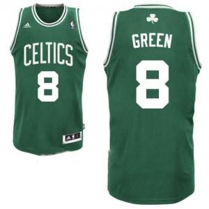 Canotte NBA Rivoluzione 30 Green Boston Celtics Verde