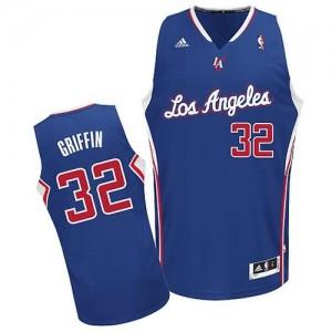 Canotte NBA Rivoluzione 30 Griffin Los Angeles Clippers Blu