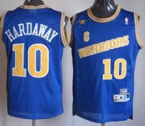 Canotte NBA Rivoluzione 30 Hardaway Golden State Warriors Blu